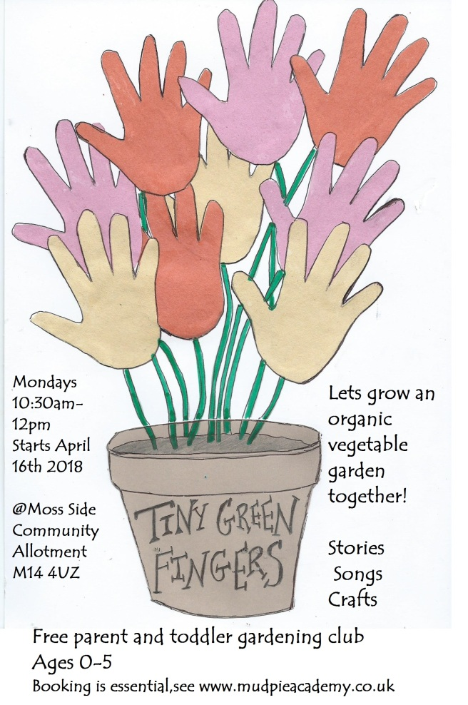 Tiny Green Fingers Poster